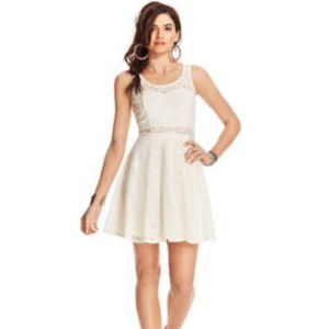 AMERICAN RAG ILLUSION SKATER DRESS